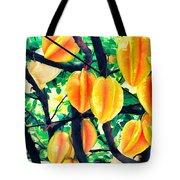 Carambolas Starfruits Tote Bag