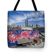 Caratoes Richmond Mural Project Tote Bag