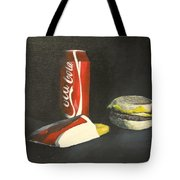 Caravaggio Eat Your Heart Out Tote Bag
