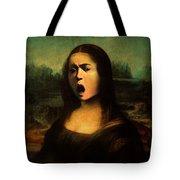 Caravaggio's Mona Tote Bag