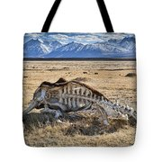 Carcass With A View Tote Bag