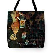 Card Reader Tote Bag