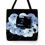 Cardiac Event Recorder Tote Bag