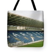 Cardiff - City Stadium - East Stand 1 - July 2010 Tote Bag