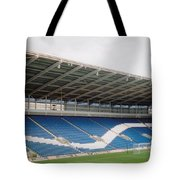 Cardiff - City Stadium - North Stand 1 - July 2010 Tote Bag