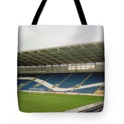 Cardiff - City Stadium - South Stand 1 - July 2010 Tote Bag