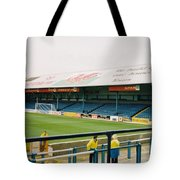 Cardiff - Ninian Park - North Stand 3 - October 2004 Tote Bag
