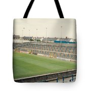 Cardiff - Ninian Park - South Stand Grange End 1 - August 1991 Tote Bag