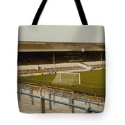 Cardiff - Ninian Park - West Stand 2 - 1969 Tote Bag