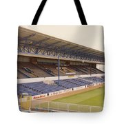 Cardiff - Ninian Park - West Stand 4 - October 1993 Tote Bag