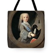 Cardinal-infante Luis Antonio De Bourbon And Farnese Tote Bag
