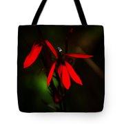 Cardinal  Plant Tote Bag