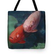 Cardinalfishes Tote Bag
