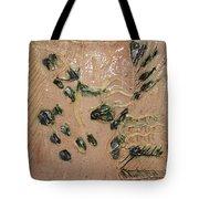 Care - Tile Tote Bag