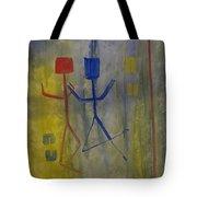 Carefree Tote Bag