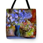 Caress Of Spring - Impressionism Tote Bag