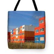 Cargo Homes Tote Bag