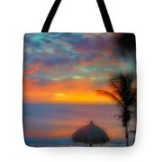 Caribbean Dreams Tote Bag