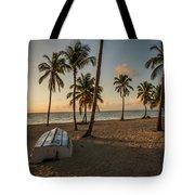 Caribbean Life Tote Bag