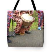 Caribbean Musicians. Tote Bag