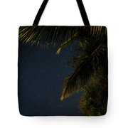 Caribbean Nights Anse Chastanet Tote Bag