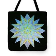Caribbean Radiance Tote Bag