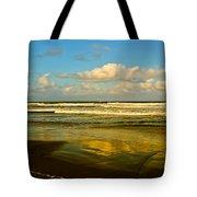 Caribbean Seascape Tote Bag