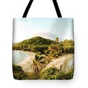 Caribbean Sunrise Tote Bag