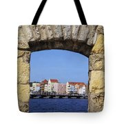 Caribbean View Tote Bag