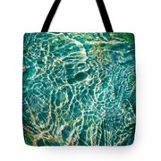 Caribben Waters Tote Bag