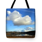 Cariboo Country Tote Bag