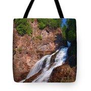 Caribou Falls Tote Bag