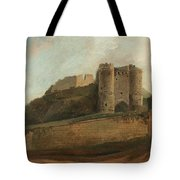 Carisbrooke Castle Tote Bag