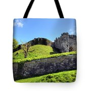 Carisbrooke Castle - Isle Of Wight Tote Bag