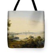 Carl Abraham Tote Bag