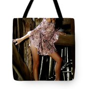 Carla's In The Barn Again Tote Bag