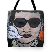 Carlos The Jackal Tote Bag