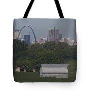 Carl's Barn Tote Bag
