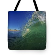 Carlsbad Curl Tote Bag