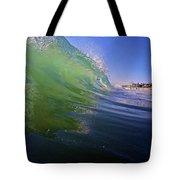 Carlsbad Wave 4 Tote Bag
