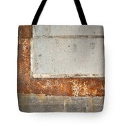 Carlton 14 - Abstract Concrete Wall Tote Bag