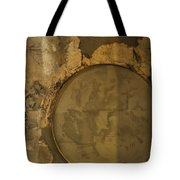Carlton 3 - Abstract Concrete Tote Bag