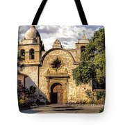 Carmel By The Sea Tote Bag