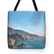 Carmel Coast 2 Tote Bag