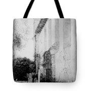 Carmel Mission Cemetery Tote Bag