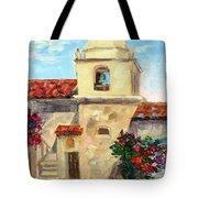 Carmel Mission, Summer Tote Bag