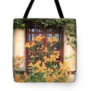 Carmel Mission Window Tote Bag