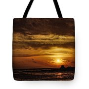 Carmel Sunset Tote Bag