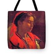 Carmelita Requena 1870 Tote Bag
