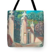 Carmelite Monastery Tote Bag